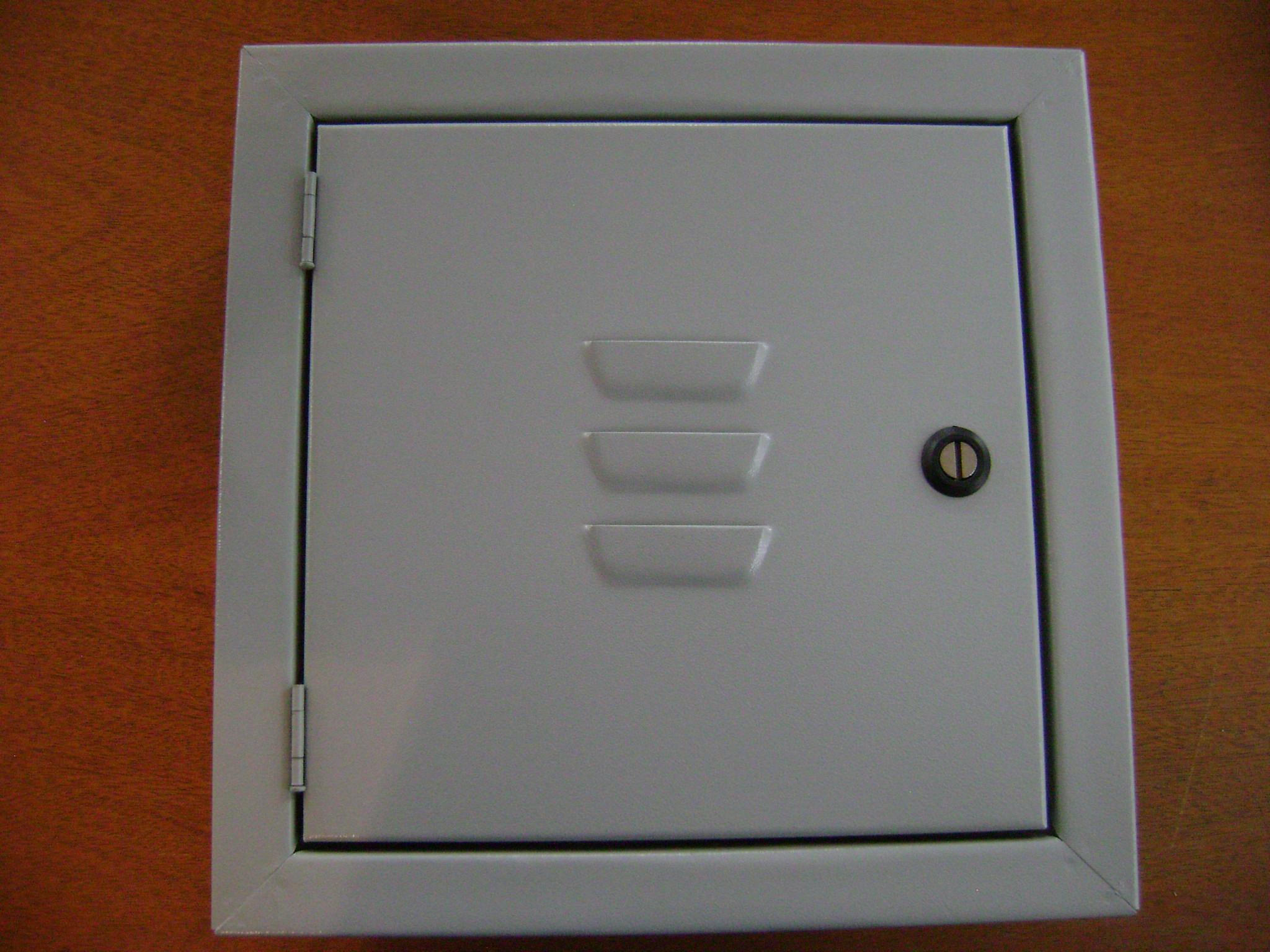 Caixa de Telefone 30 x 30 - Comércio PALOMAR de Ferro e Aço LTDA