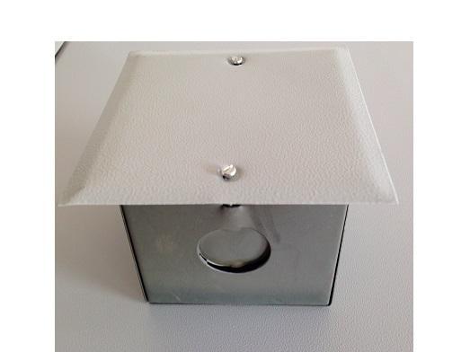 CAIXA DE PASSAGEM 10 x 10 - Comércio PALOMAR de Ferro e Aço LTDA