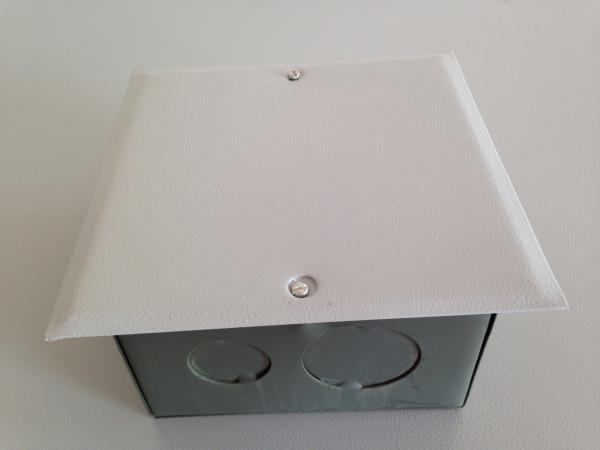 CAIXA DE PASSAGEM 15 X 15 - Comércio PALOMAR de Ferro e Aço LTDA